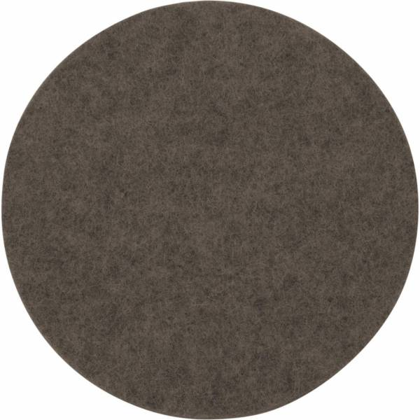 dark brown melange